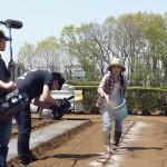 日本テレビ放送「アグリンの家」の撮影に協力/国分寺