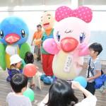 吉祥寺で「ゆるキャラグランプリ」出場をPR!/武蔵野