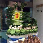 JA東京アグリパークに野菜の宝船を展示!