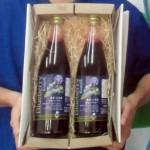 素材の味がしっかり!ブルーベリージュース発売中/小平市
