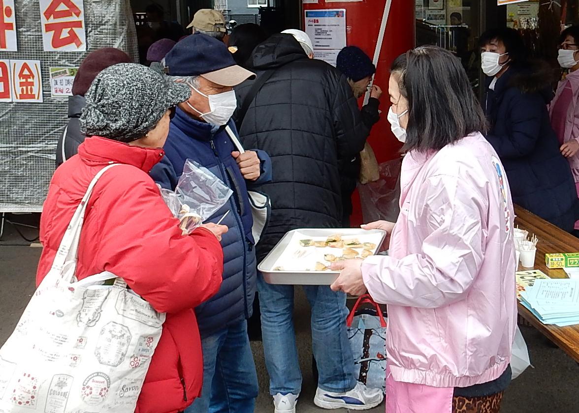 武蔵野市と国分寺市で東京うどの品評会を開催