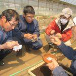 【自己改革の取組み】農家の大先輩から後継者たちへ 農業技術を継承